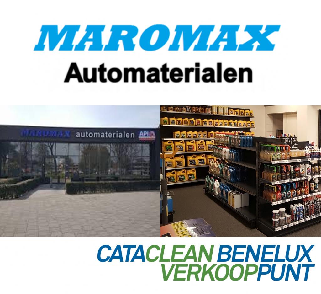 Maromax-automaterialen