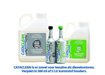 CATACLEAN Producten Website